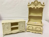 French Provencial Style Doll House Furniture
