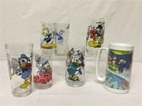 Donald Duck Pepsi Collector Series Cups and more
