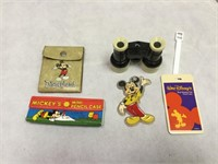 Mickey Mouse etch-a-sketch and more