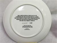 Disney Collector Plates