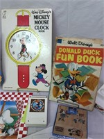 Mickey Mouse Vintage Collectible and more