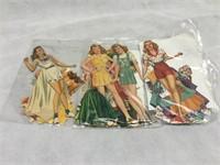 Celebrity Vintage Orginal Paper Dolls and more