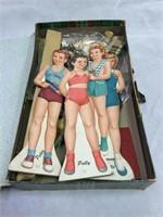 My Dolls Take a Trip Vintage Box Set
