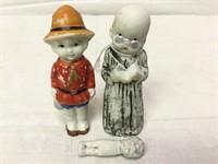 Japanese vintage dolls
