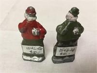 Popeye metal figurines & more