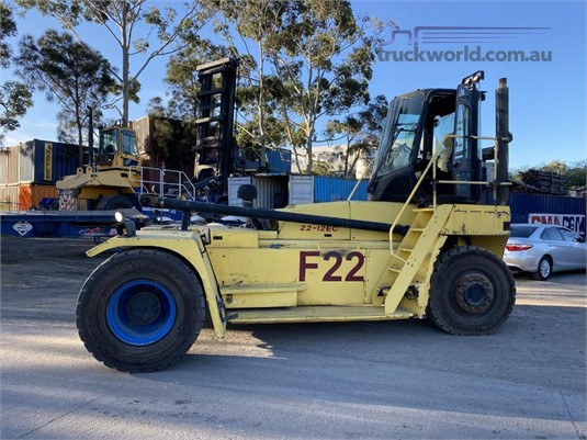 2012 Hyster other Coast to Coast Sales & Hire - Forklifts for Sale