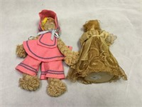 Collection of antique/vintage dolls