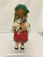 Composition vintage dolls & more