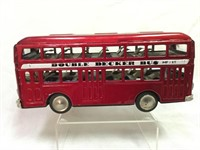 London Transport double decker bus & more