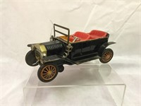 Ford tin mechanical antique car