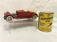 Lancaster Pa. metal car & more