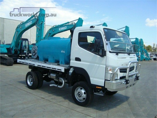 2017 Fuso Canter - Trucks for Sale