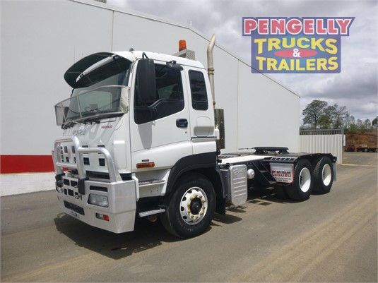 2011 Isuzu Giga CXZ Pengelly Truck & Trailer Sales & Service - Trucks for Sale