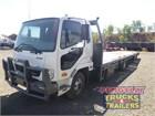 Mitsubishi FK600 Car Transporter