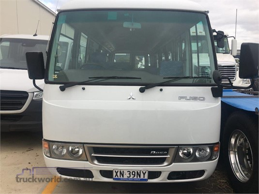 2018 Fuso Rosa 25 Seats Auto - Buses for Sale