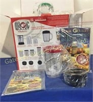 Magic Bullet Deluxe 25 Piece Set with Recipe Book