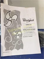 Whirlpool Tower Fan Never Used