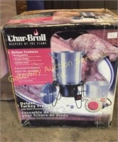 Deluxe Turkey Fry Set with Multi Purpose LP....