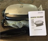 George Foreman Grill Never Used