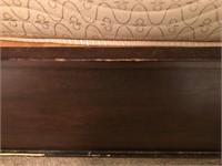 Mahogany Finish King Bed by Aspen Home
