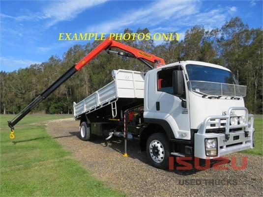 2008 Isuzu FVR 1000 Used Isuzu Trucks - Trucks for Sale