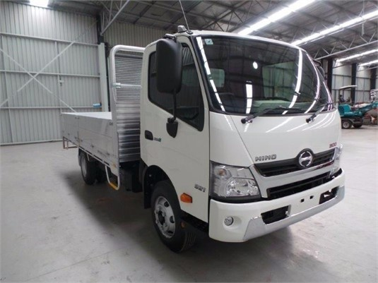 2020 Hino 300 Series 921 - Trucks for Sale