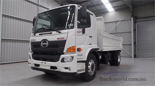 2020 Hino GH - Trucks for Sale