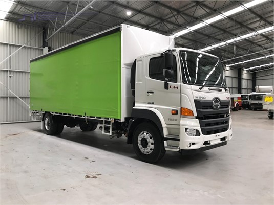 2020 Hino 500GH1832 - Trucks for Sale