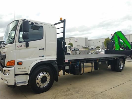 2020 Hino GH - Trucks for Sale