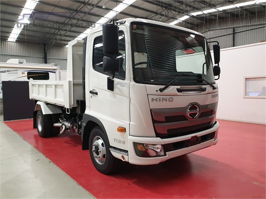 2020 Hino 500FC1124 - Trucks for Sale