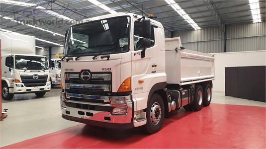 2020 Hino 700 Series 2848 FS - Trucks for Sale