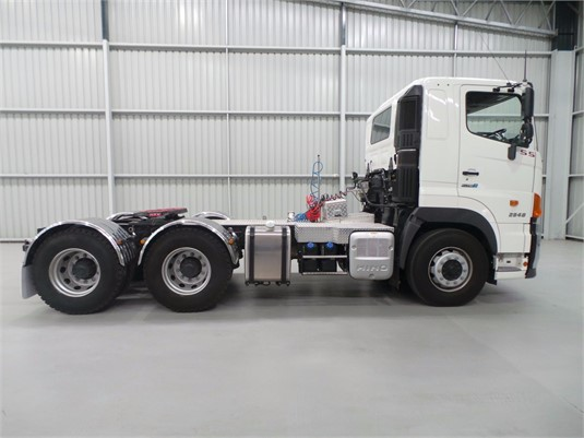 2020 Hino 700 Series 2848 SS - Trucks for Sale