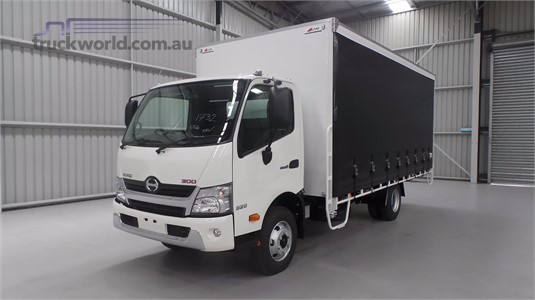 2020 Hino 300 Series 920 - Trucks for Sale