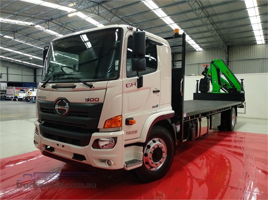 2020 Hino 500 Series 1828 GH - Trucks for Sale