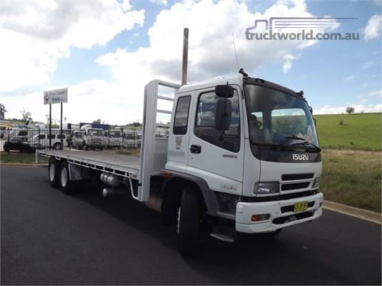 2007 Isuzu FVM1400 - Trucks for Sale
