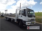 2007 Isuzu FVM1400 Table / Tray Top