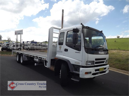2007 Isuzu FVM1400 Cross Country Trucks Pty Ltd - Trucks for Sale