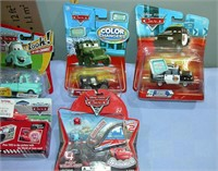 Disney Pixar Cars set of 7