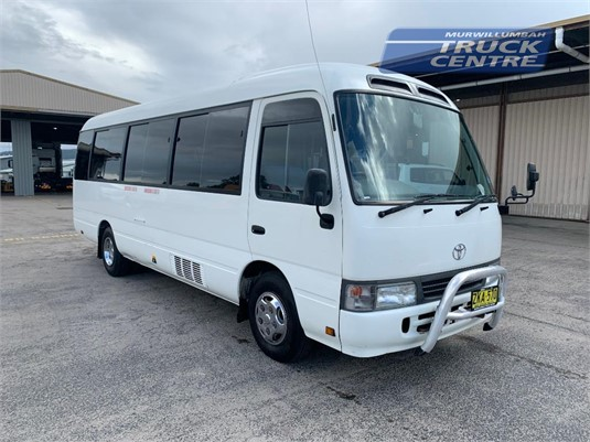 2004 Toyota Coaster Murwillumbah Truck Centre - Buses for Sale