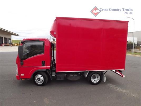 2012 Isuzu NLR 200 Cross Country Trucks Pty Ltd - Trucks for Sale