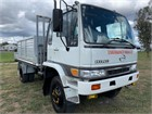 Hino Ranger FT1J Service Vehicle