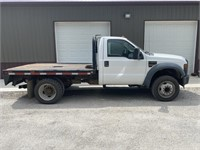 2009 FORD F-550 ~ 2008 FORD F-150