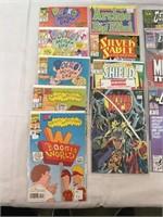 Marvel Comics, some vintage,
