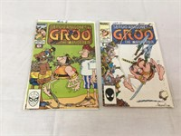 Marvel vintage Sergio Aragones groo comics