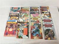 DC vintage comics & more