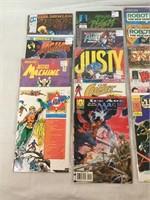 Comico vintage Robotech comics & more