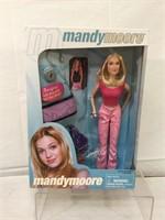 Mandy Moore vintage doll , NIB