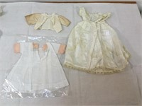 Vintage/antique doll clothes