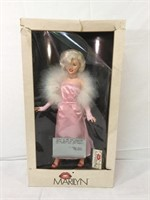 Marilyn World Doll w/ box