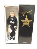 Effanbee George Burns collectible doll, NIB